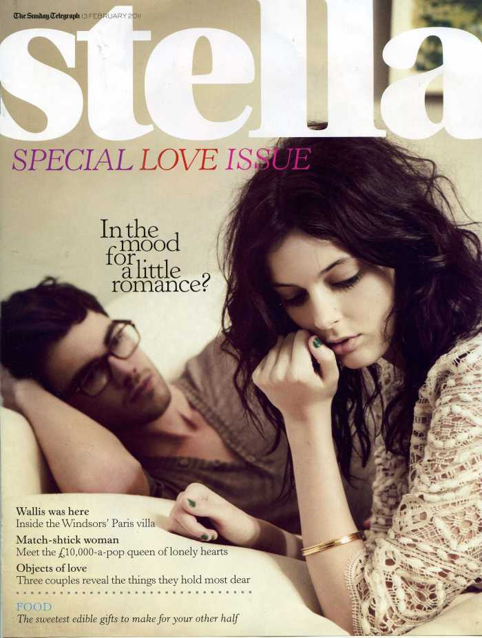 Stella Magazine 13th February Cover