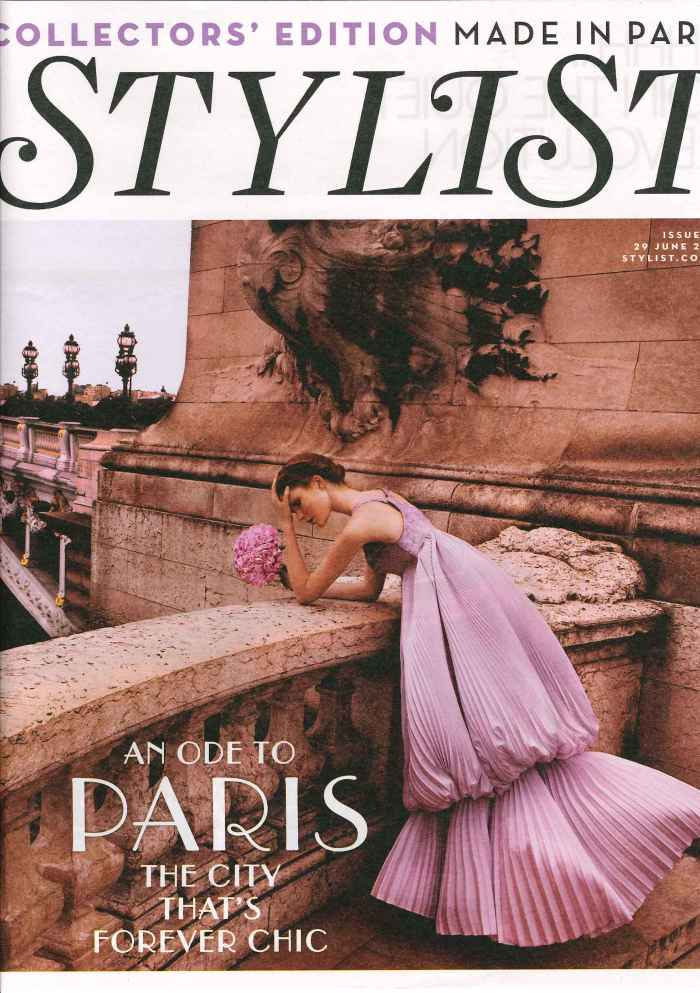 Stylist 29.06.11 Cover