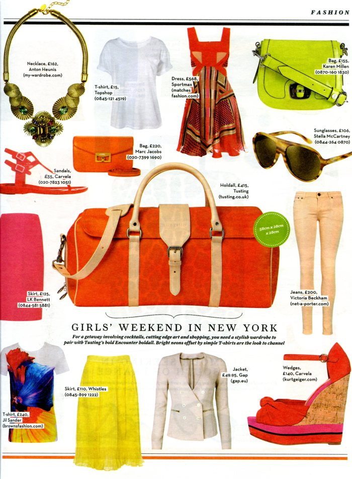 Stylist April Coverage 2