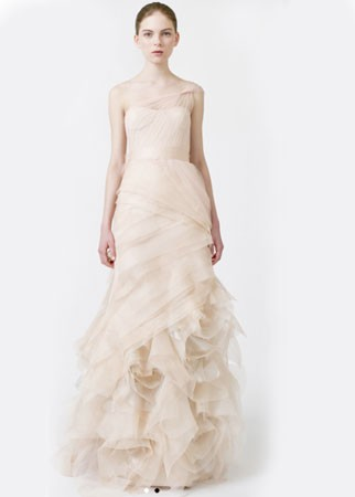 Vera Wang Gown Price On Request