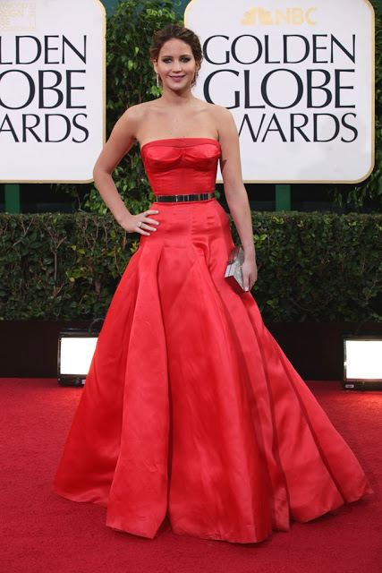 1. jennifer lawrence christian dior haute couture