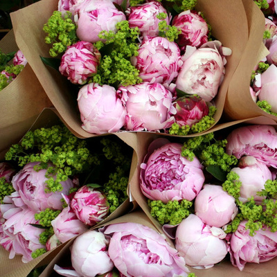 2. happy spring peonies