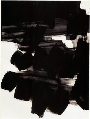 33. Pierre Soulages - Untitled (1963)