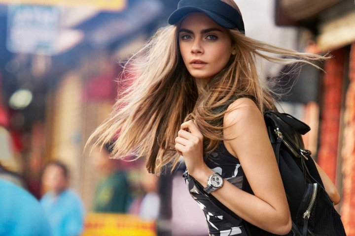 Cara Delevingne for DKNY Jeans Spring 2013 Ad Campaign-000