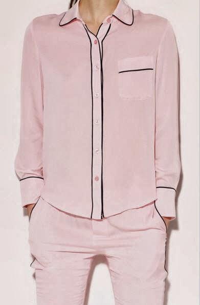 9. piamita isabella pajama top