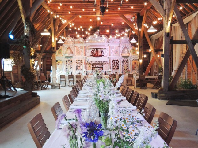 11 unusual wedding venues you need to know about for Top wedding venues in the us