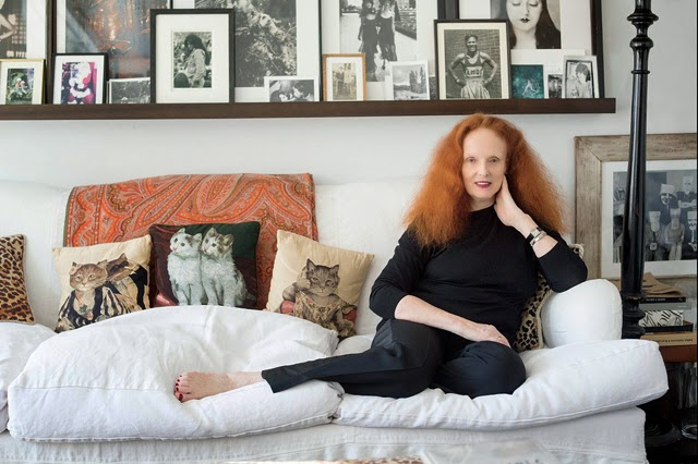 Grace Coddington Apartment 1