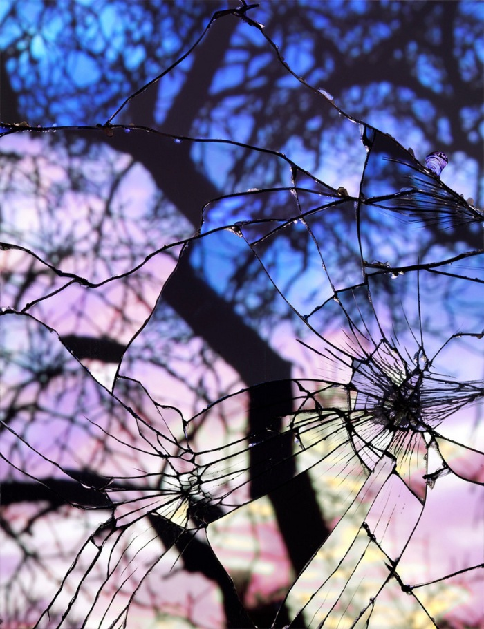 Photographs-of-Sunsets-as-Reflected-through-Shattered-Mirrors-by-Bing-Wright-4