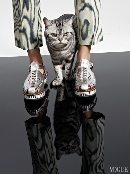 Le-Fashion-Blog-Cats-And-Flats-Proenza-Schouler-Silver-Sandals-Via-Vogue