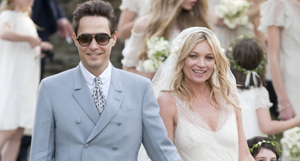 Kate Moss and Jamie Hince Wedding, Southrop, Britain - 01 Jul 2011