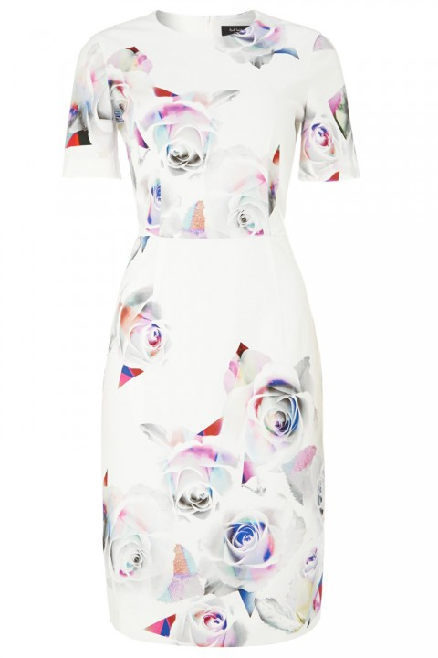 Paul-Smith-Black-label-white-rose-print-dress-320-at-House-of-Fraser