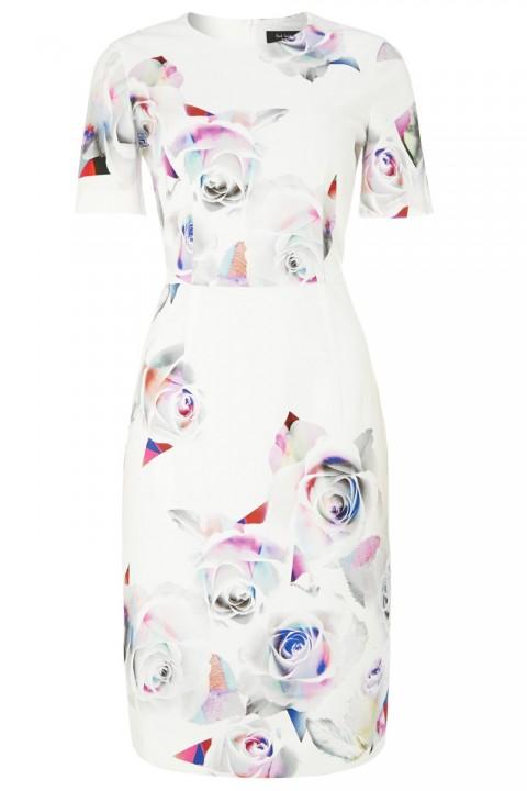 Paul-Smith-Black-label-white-rose-print-dress-320-at-House-of-Fraser