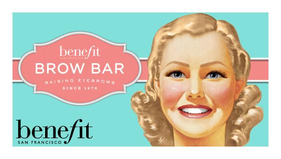 Day 123_Benefit Brow Bar