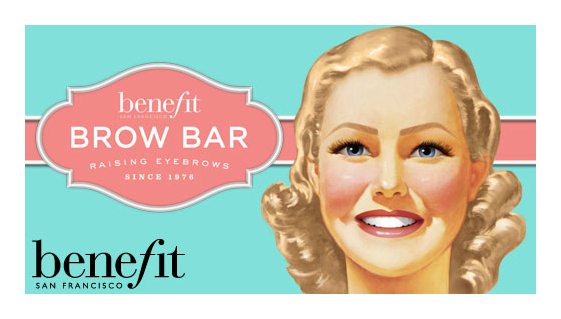 Day 123_Benefit Brow Bar