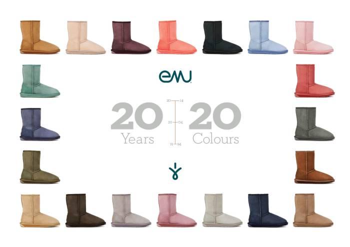 EMU 20 Colours 2 Landscape