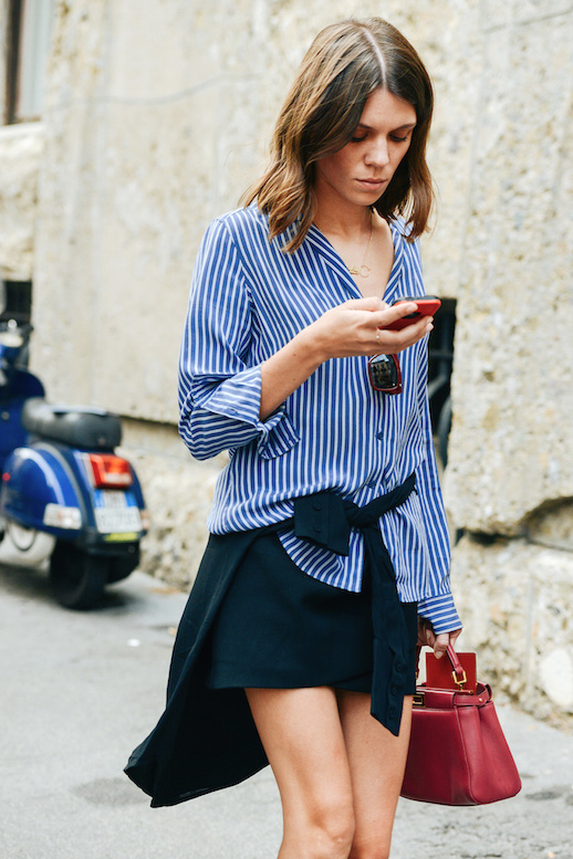 Le-Fashion-Blog-25-Ways-To-Wear-A-Striped-Button-Down-Shirt-Half-Tuck-Julia-Gall-Via-Style