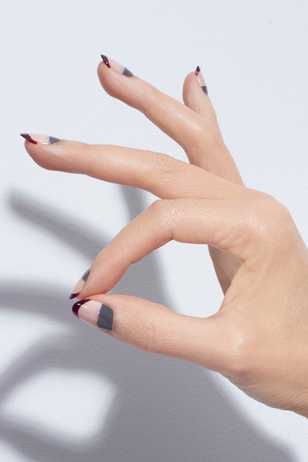 Le-Fashion-Blog-Beauty-Holiday-Party-Nail-Art-Inspiration-Christian-Louboutin-Rear-Window-Colorblock-Manicure-Nail-Polish-Via-Nordstrom