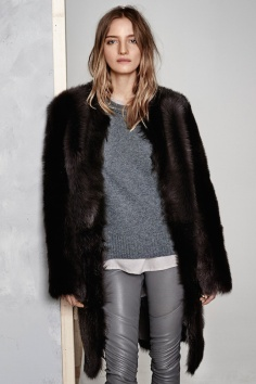 Le-Fashion-Blog-Hunky-Dory-FW-AW-2105-Lookbook-Brown-Fur-Coat-Cropped-Knit-Sweater-Silk-Layer-Leather-Leggings-Pants